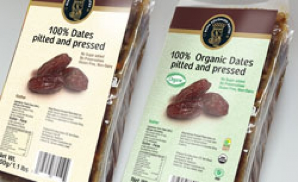 Pitted Pressed Dates