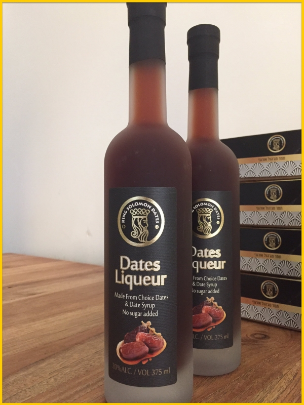 King Solomon Dates Liqueur member to the family of premium products.